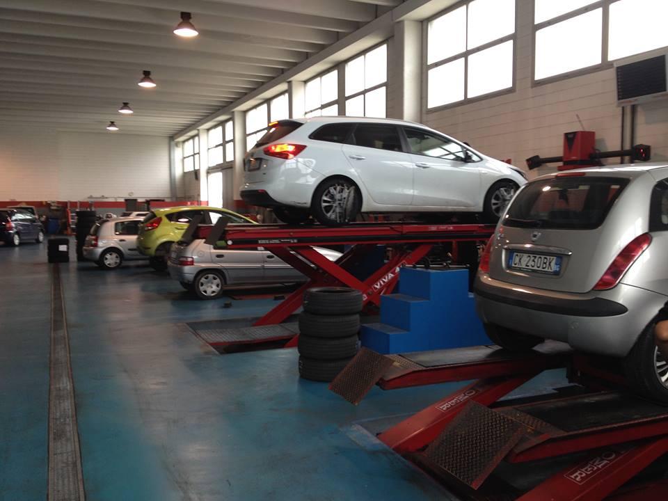 Auto officina Milano e Hinterland