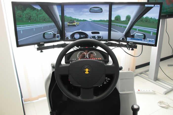 Simulatore SIDA Drive