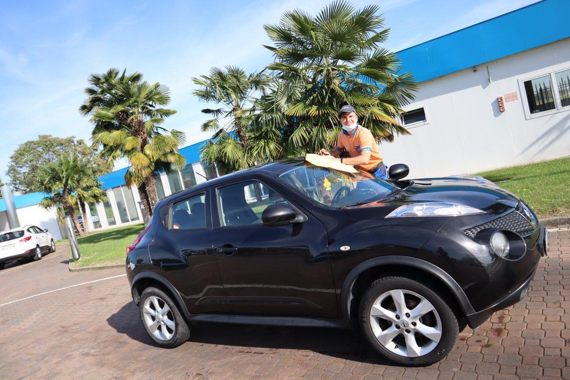 Service Car Inzago: lavaggio automatico e manuale a Inzago!
